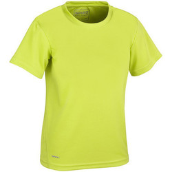 Abbigliamento Bambino T-shirt maniche corte Spiro S253J Verde lime