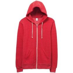 Abbigliamento Uomo Felpe Alternative Apparel Alternative Rosso eco intenso