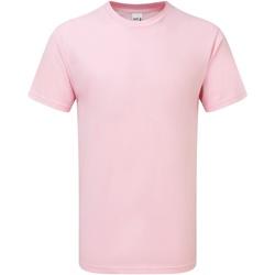 Abbigliamento Uomo T-shirt maniche corte Gildan H000 Rosa chiaro