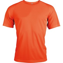 Abbigliamento Uomo T-shirt maniche corte Kariban Proact PA438 Arancio fluorescente