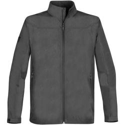 Abbigliamento Uomo giacca a vento Stormtech ES-1 Carbone