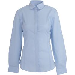 Abbigliamento Donna Camicie Brook Taverner Trevi Azzurro cielo