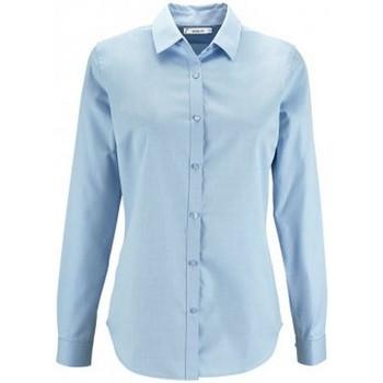 Abbigliamento Donna Camicie Sols Brody Azzurro cielo