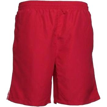 Abbigliamento Uomo Shorts / Bermuda Gamegear KK980 Rosso/Bianco