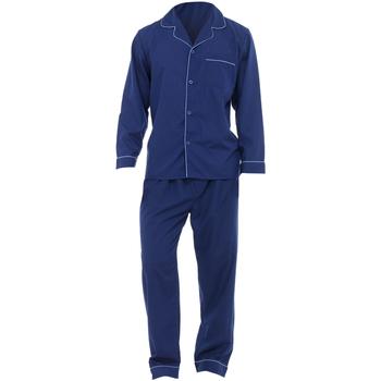 Abbigliamento Uomo Pigiami / camicie da notte Universal Textiles  Blu navy