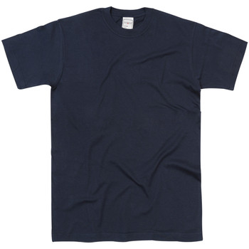 Abbigliamento Uomo T-shirt maniche corte Stedman  Blu notte