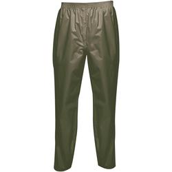 Abbigliamento Uomo Pantaloni morbidi / Pantaloni alla zuava Regatta RG214 Verde