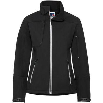 Abbigliamento Donna giacca a vento Russell R410F Nero