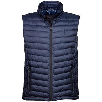 Abbigliamento Uomo Piumini Tee Jays TJ9632 Blu scuro