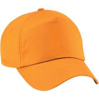 Accessori Bambina Cappellini Beechfield B10B Arancio