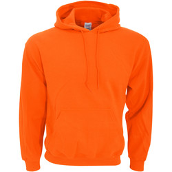 Abbigliamento Felpe Gildan 18500 Arancio