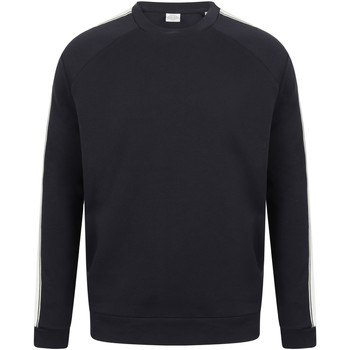 Abbigliamento Felpe Skinni Fit SF523 Blu navy/Bianco