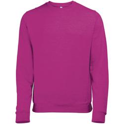Abbigliamento Uomo Felpe Awdis JH040 Erica rosa