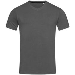 Abbigliamento Uomo T-shirt maniche corte Stedman Stars Clive Grigio ardesia