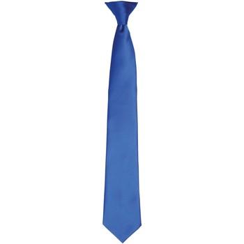 Abbigliamento Uomo Cravatte e accessori Premier PR755 Blu reale