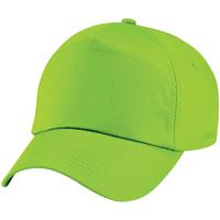 Accessori Unisex bambino Cappellini Beechfield BC10B Verde lime