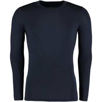 Abbigliamento Uomo T-shirts a maniche lunghe Gamegear Warmtex Blu navy