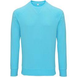 Abbigliamento Uomo Felpe Asquith & Fox Coastal Azzurro