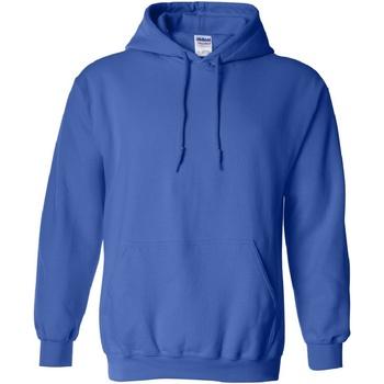 Abbigliamento Felpe Gildan 18500 Blu reale