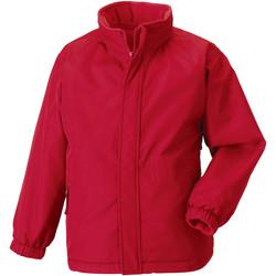Abbigliamento Unisex bambino Giubbotti Jerzees Schoolgear 875B Rosso