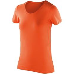 Abbigliamento Donna T-shirt maniche corte Spiro S280F Mandarino