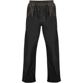 Abbigliamento Uomo Pantaloni da tuta Regatta RG214 Nero