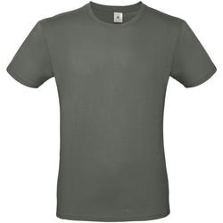 Abbigliamento Uomo T-shirt maniche corte B And C TU01T Khaki Millennial