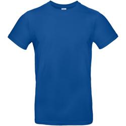 Abbigliamento Uomo T-shirt maniche corte B And C TU03T Blu reale