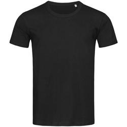 Abbigliamento Uomo T-shirt maniche corte Stedman Stars Stars Nero
