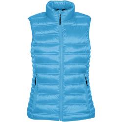 Abbigliamento Donna Piumini Stormtech ST159 Blu elettrico