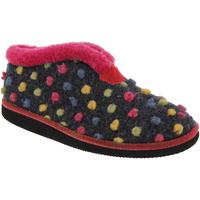 Scarpe Donna Pantofole Sleepers Tilly Fucsia/Multi