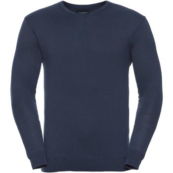 Abbigliamento Uomo Maglioni Russell 710M Blu navy