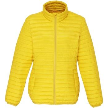 Abbigliamento Donna Piumini 2786 TS18F Giallo Brillante
