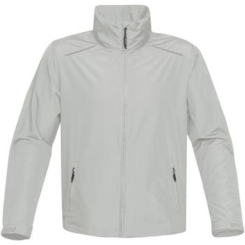 Abbigliamento Uomo giacca a vento Stormtech Nautilus Argento chiaro