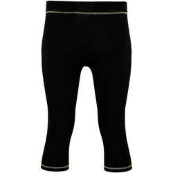 Abbigliamento Donna Leggings Tridri Tri Dri Nero/Verde