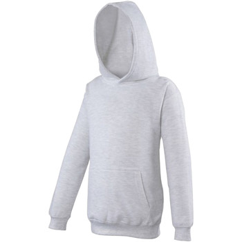 Abbigliamento Unisex bambino Felpe Awdis JH01J Cenere