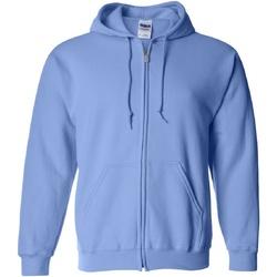 Abbigliamento Uomo Felpe Gildan 18600 Carolina Blue