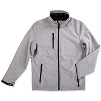 Abbigliamento Uomo giacca a vento Stedman  Grigio delfino