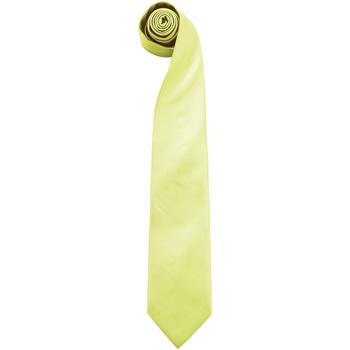 Abbigliamento Uomo Cravatte e accessori Premier  Verde lime