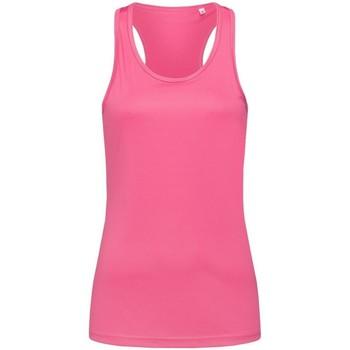 Abbigliamento Donna Top / T-shirt senza maniche Stedman  Rosa
