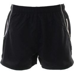 Abbigliamento Uomo Shorts / Bermuda Gamegear KK924 Nero/Bianco