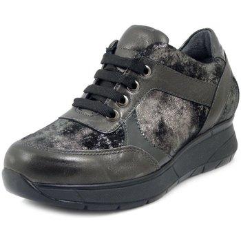 Scarpe Donna Sneakers basse Florance Sneaker grigio antracite