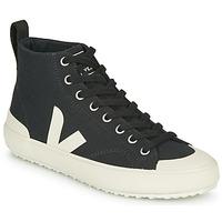 Scarpe Sneakers alte Veja NOVA HT Nero