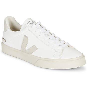 Scarpe Sneakers basse Veja CAMPO Bianco / Grigio