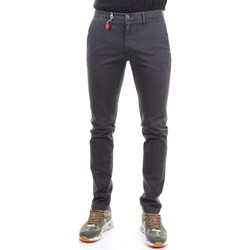 Abbigliamento Uomo Pantaloni da completo Manuel Ritz 2732P1578T 193816 Pantaloni Uomo Blu Blu