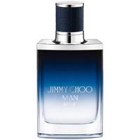 Bellezza Uomo Eau de toilette Jimmy Choo Man Blue Edt Vaporizador  50 ml