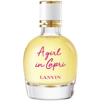 Bellezza Donna Eau de toilette Lanvin A Girl In Capri Edt Vaporizador  90 ml