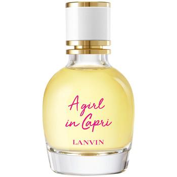 Bellezza Donna Eau de parfum Lanvin A Girl In Capri Edp Vaporizador  50 ml