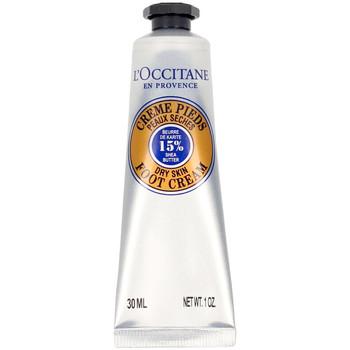 Bellezza Trattamento mani e piedi L´Occitane Karite Crème Pieds  30 ml