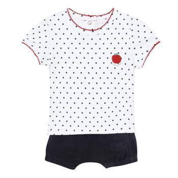 Abbigliamento Bambina Completo Absorba ADELE Marine